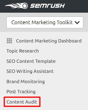 Content-Analysis-SEMrush-Content-Audit-Step-1