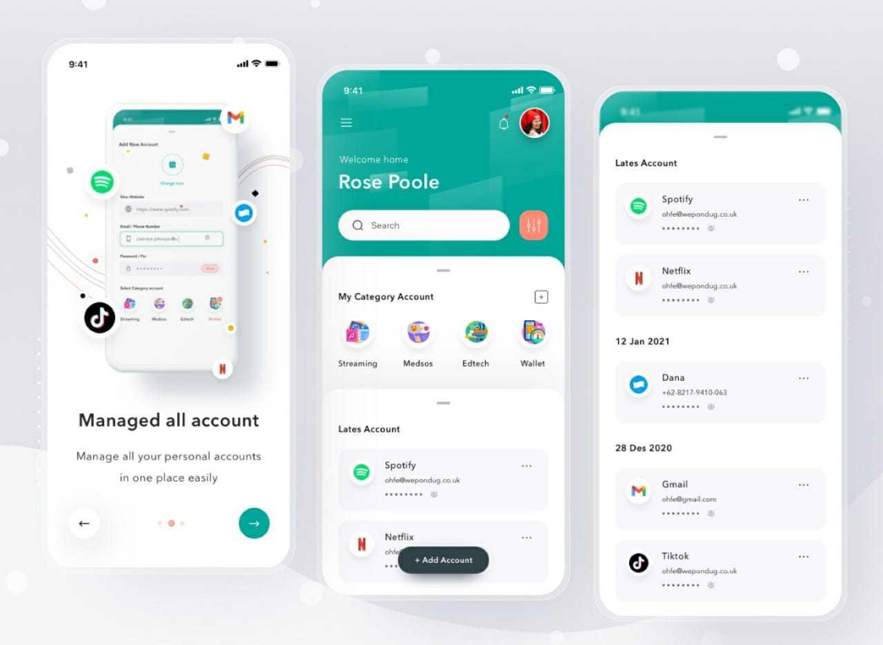 Password-saver-app-cool-design