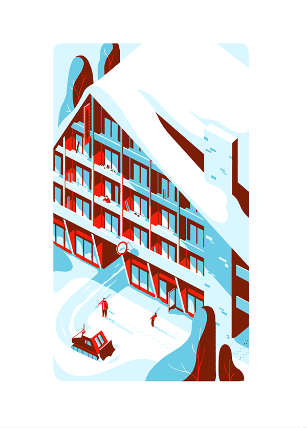 Mountain-illustration-series