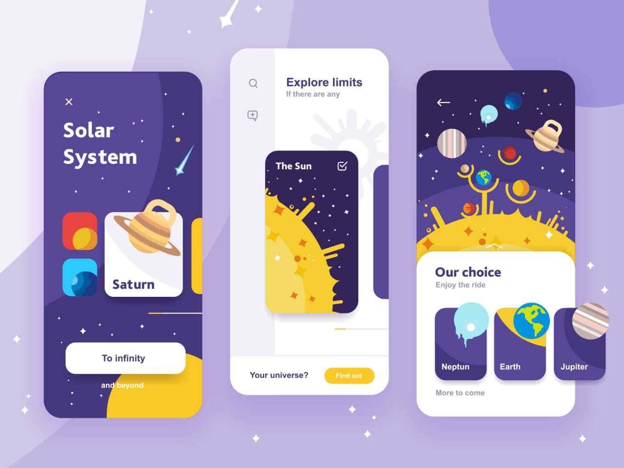 Solar-System-UI